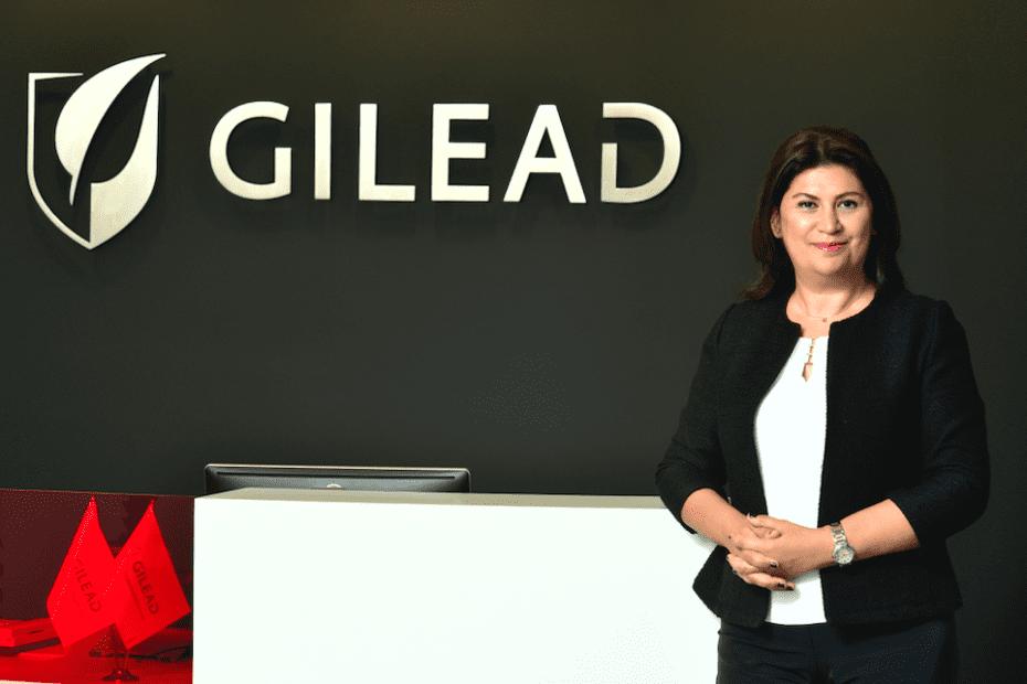 Gilead Science Genel Müdürü Şebnem Girgin