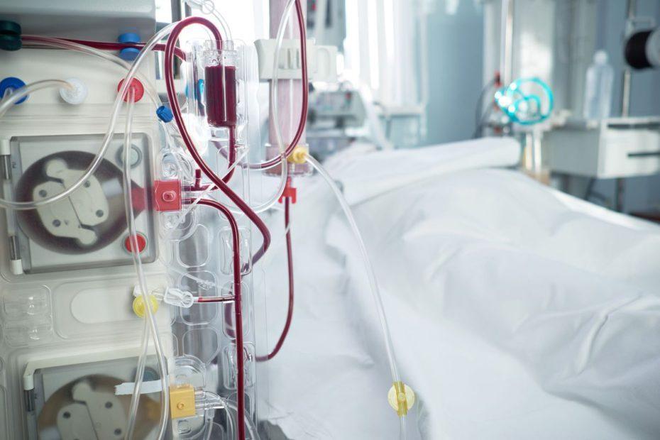 Sürekli ayaktan periton diyaliz cihazı müjdesi