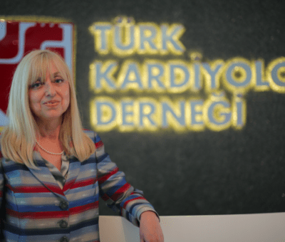 Kardiyoloji uzmanı Türk kadın bilim insanına büyük onur
