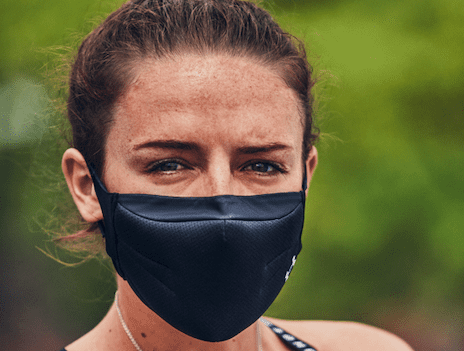 Under Armour sporculara özel maske üretti