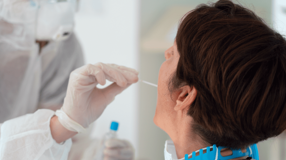 Bosch hızlı koronavirüs testi
