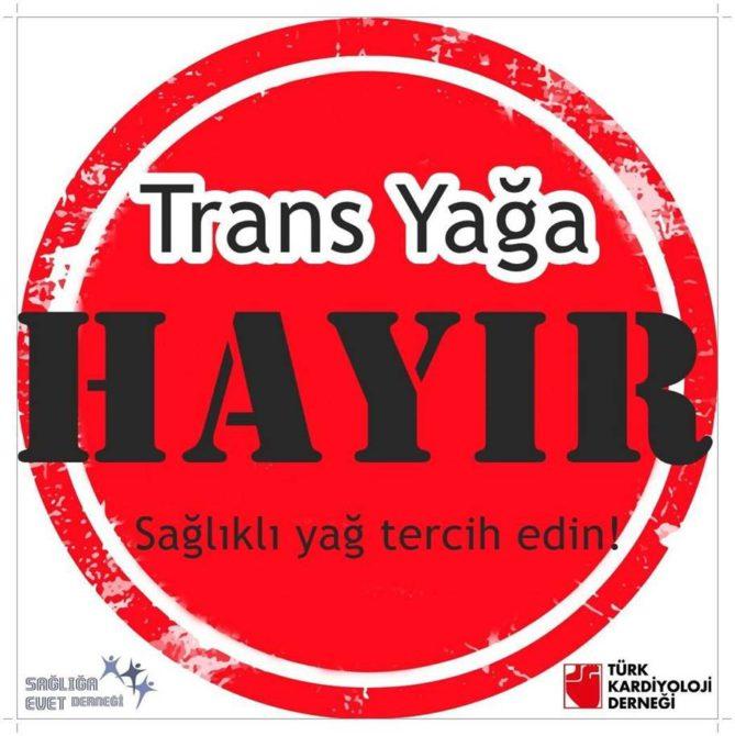 Trans Yağ Raporu, DSÖ tarafından yayımlandı