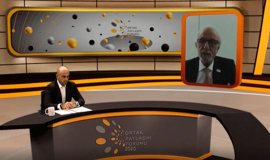 Erol Kiresepi ortak paylaşım forumunda değerlendirme yaptı
