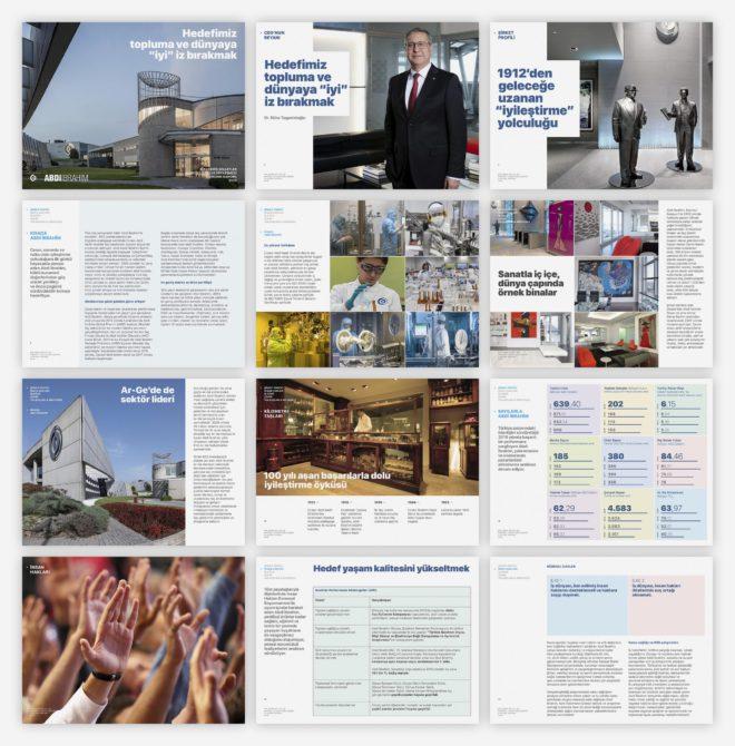 Abdi İbrahim, Küresel İlkeler Sözleşmesi Raporu'nu yayımladı