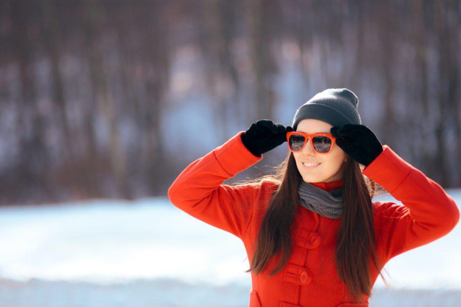 Göz kuruluğu soğuk ve rüzgarlı havalarda çok zorluyor!