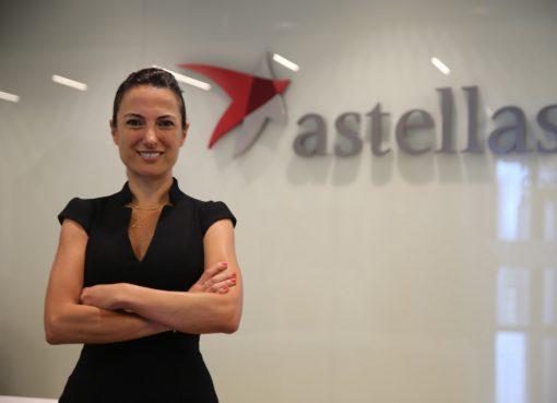Ayçın Oğuz, Astellas İlaç Türkiye Satış Direktörü oldu!