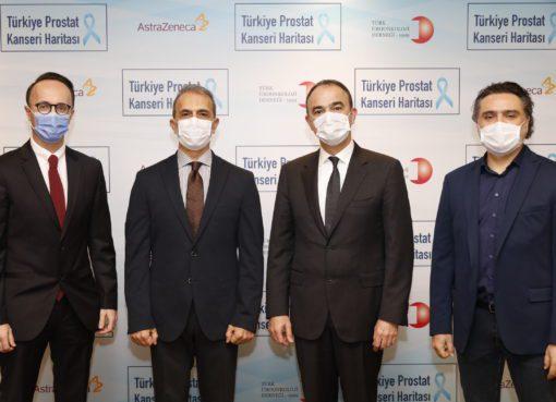 """""""Türkiye Prostat Kanseri Haritası"""" raporu açıklandı!"""