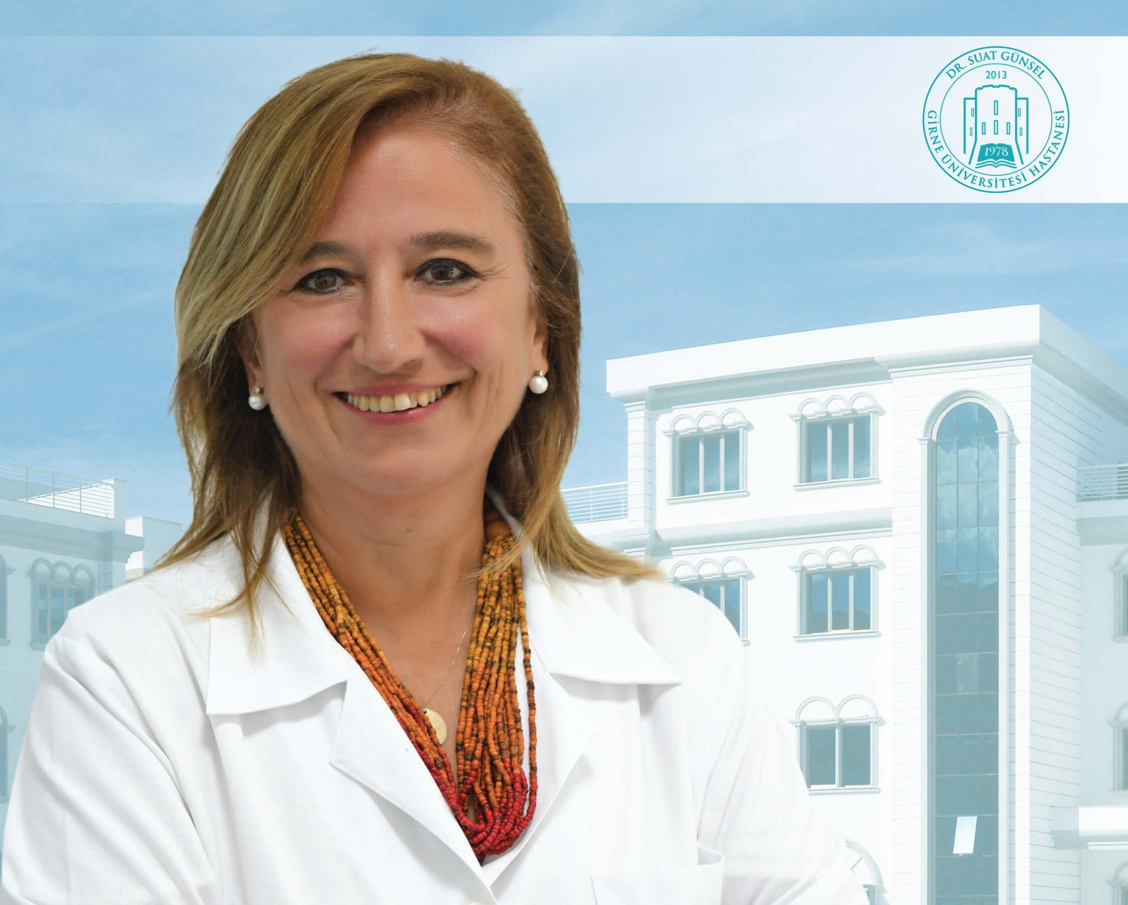 Prof. Dr. Füsun Yıldız Bilim ve Sağlık Komitesi Başkanı oldu!