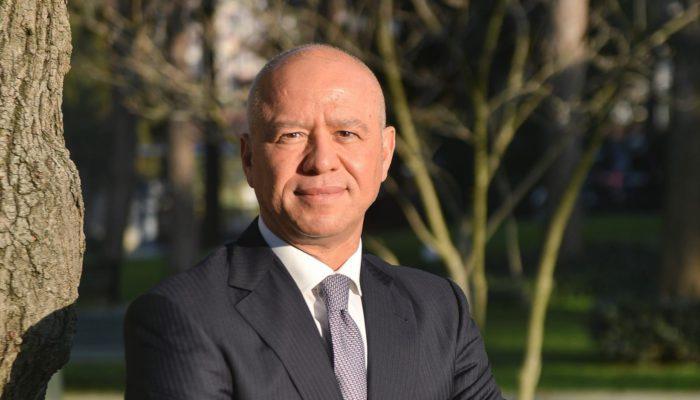 """Koç Holding CEO'su Levent Çakıroğlu, """"B20'nin İtalya Dönem Başkanlığı'nda çok önemli bir görev üstleneceğine inanıyorum"""" dedi..."""