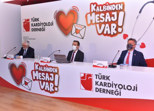 Türk Kardiyoloji Derneği Başkanı Prof. Dr. Mustafa Kemal Erol, anjina bulgulu hasta farkındalığının artırılmasını hedeflediklerini belirtti.