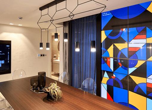 LG Electronics'in yenilikçi çözümleri sayesinde geleceğin akıllı evi, Güney Kore'de LG ThinQ Home'da gerçeğe dönüştü...