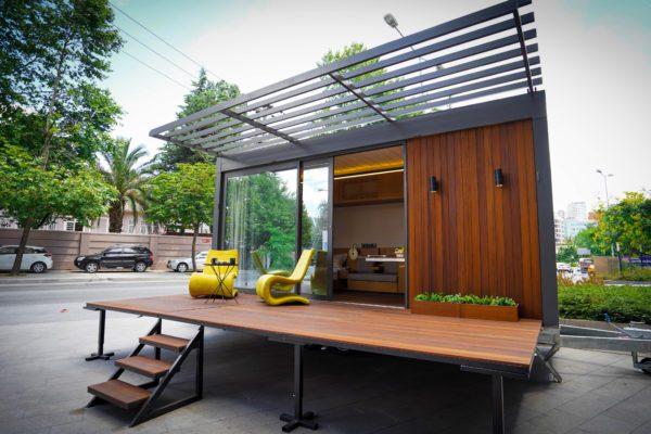 Saray Grup, deneyim ve yaratıcılığı bir araya getiren yeni ürünü Luxial Mobil Ev'i kullanıcıların beğenisine sundu...
