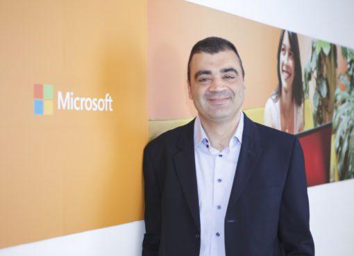 Microsoft Türkiye Kurumsal Müşterilerden Sorumlu Genel Müdür Yardımcısı Tarık Tüzünsü oldu!