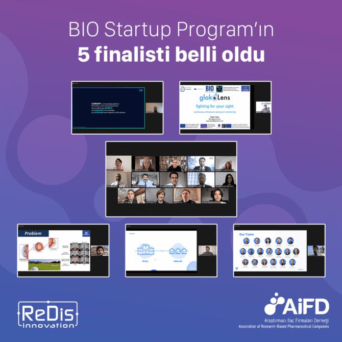BIO Startup Program'ın beşincisi geçtiğimiz sene yapılan 56 başvuru arasından gerçekleşen değerlendirmeyle seçilen 12 startup ile başladı.