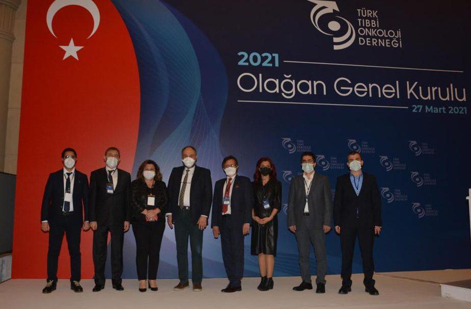 Türk Tıbbi Onkoloji Derneği (TTOD) üyeleri, gelecek dönem başkanını seçmek üzere 27 Mart 2021 Cumartesi günü genel kurul yaptı.