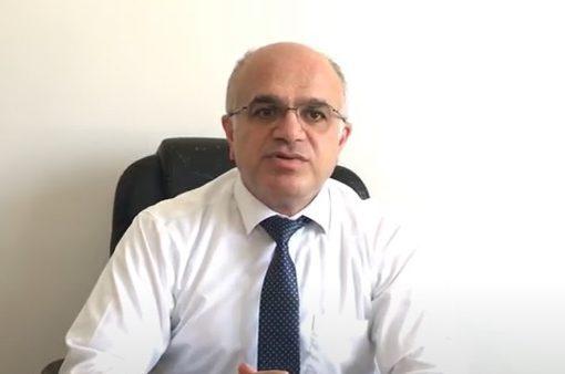 """Türkiye Endokrinoloji ve Metabolizma Derneği (TEMD) Tiroid Çalışma Grubu Başkanı Prof. Dr. Ersin Akarsu, 25 Mayıs """"Dünya Tiroid Günü"""" nedeniyle açıklamalarda bulundu."""