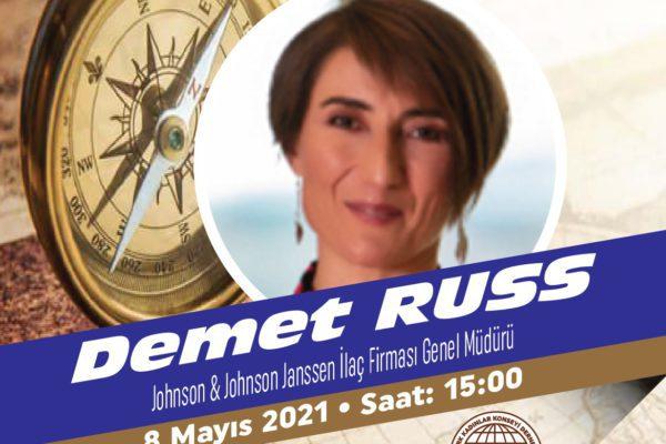 Türk Kadınlar Konseyi Mersin Şubesi olarak düzenlenen, 3-11 Mayıs tarihleri arasında gerçekleşecek online panellere davet edilen; alanında uzman ve tanınmış kadın panelistler, kariyer yolculuklarını, başarı hikayelerini kariyerinin başındaki kız öğrenciler ya da kariyerine yeni başlamış profesyonellerle paylaşacak!