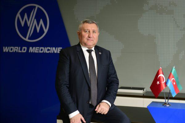 """Türkiye'de 2011 yılından bu yana faaliyet gösterdiklerini belirten Yönetim Kurulu Başkan Yardımcısı Sohrab Mammadov, """"Çalışma ve üretim faaliyetlerimizi her yıl artırarak bir adım daha ileri taşımaya önem veriyoruz. Yeni başarılara imza atmayı sürdürüyor, hedeflerimize emin adımlarla ilerliyoruz. Bu yıl ilk kez yer aldığımız ISO 500 listesinde önümüzdeki dönem daha üst sıralarda yer almayı ve Türkiye'ye değer katan çalışmalarımızı sürdürmeyi hedefliyoruz"""" dedi."""