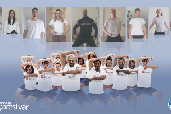 """Kök hücre bağışında farkındalık yaratmak amacıyla, Lösemi Lenfoma Miyelom Derneği'nin başlattığı """"Lösemi ise Bir Çaresi Var"""" farkındalık projesine, milli sporculardan önemli bir destek geldi."""