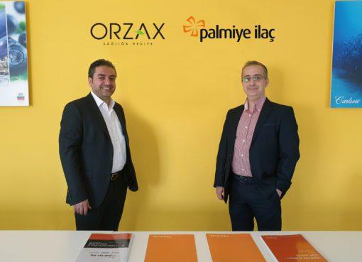 Orzaks İlaç, sektörün güvenilir firmalarından Palmiye İlaç ile ortak oldu. Orzaks İlaç bu ortaklıkla bilgi ve tecrübelerini Palmiye İlaç ile paylaşacak, finansal olarak destekleyerek gelişimine katkıda bulunacak.