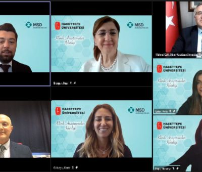 Önemli değerlere sahip olan MSD Türkiye ve Hacettepe Üniversitesi klinik araştırmalar alanında iş birliğini sürdürüyor!