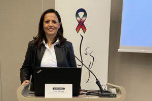 """Türkiye'nin önde gelen hasta derneklerinden Kanserle Dans Derneği, """"Dünya Jinekolojik Onkoloji Günü"""" kapsamında jinekolojik kanser türleri ve yeni geliştirilen inovatif tedaviler konulu basın toplantısını Ankara'da Prof. Dr. Ali Ayhan sözcülüğünde gerçekleştirdi."""