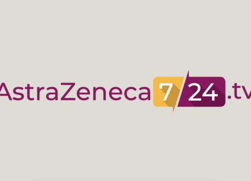 """AstraZeneca Türkiye'nin sağlık çalışanları için oluşturduğu, tedavi alanları ve çeşitli konulara yönelik mesleki gelişim videoları içeren """"AstraZeneca 7/24 TV"""" platformu kullanıma açıldı."""