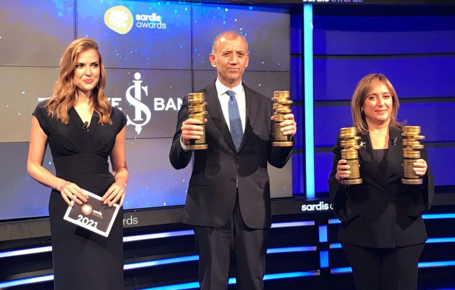 myGini, Inc. Kurucusu ve CEO'su Mehmet Sezgin başkanlığındaki jürinin değerlendirmeleri neticesinde toplam 1 Büyük Ödül, 23 Altın ve 29 Gümüş Sardis sunuldu.