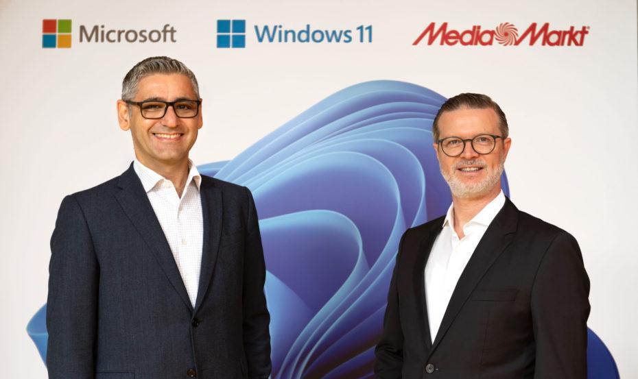 Windows platformunun en yeni sürümü Windows 11, 5 Ekim Salı günü Microsoft ile MediaMarkt'ın iş birliğinde düzenlenen lansmanla kamuoyuna tanıtıldı.